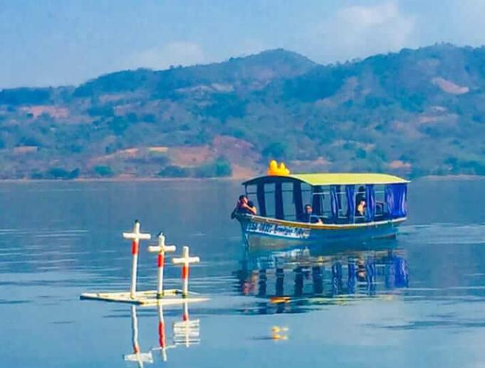 El Lago artificial de El Salvador, El Lago Suchitlan