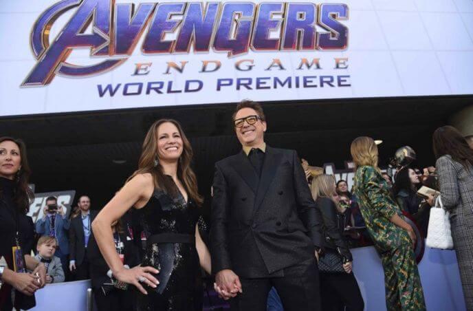 """""""Avengers: Endgame"""": así fue el estreno mundial del esperado filme en Los Ángeles"""