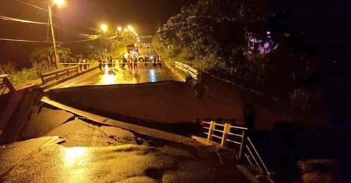 Imágenes de daños materiales causados por el sismo de 8,0 en Perú, que se sintió en varios países de Sudamérica