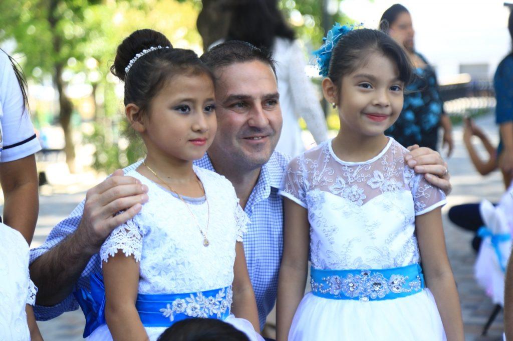 GALERÍA: Alcaldía de Neto Muyshondt entregó diplomas a niños graduados