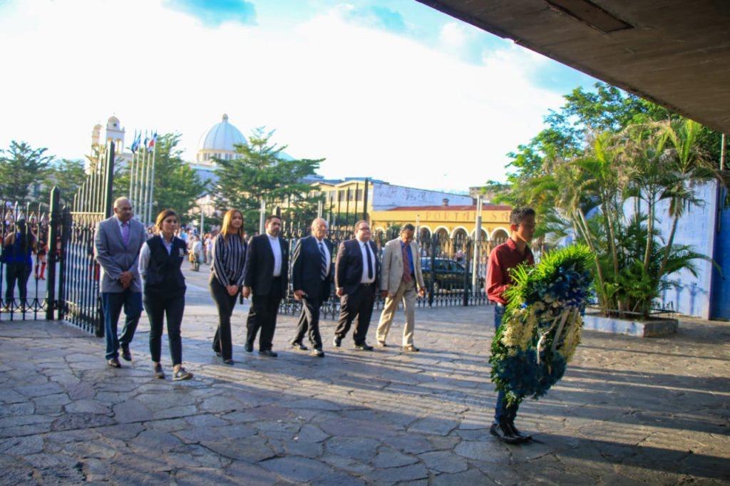 Alcaldía capitalina conmemora 208 años del Primer Grito de Independencia