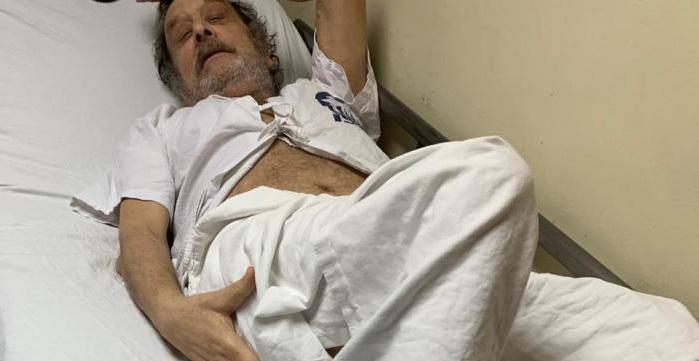 Solicitan arresto domiciliar para Julio Rank por grave estado de salud