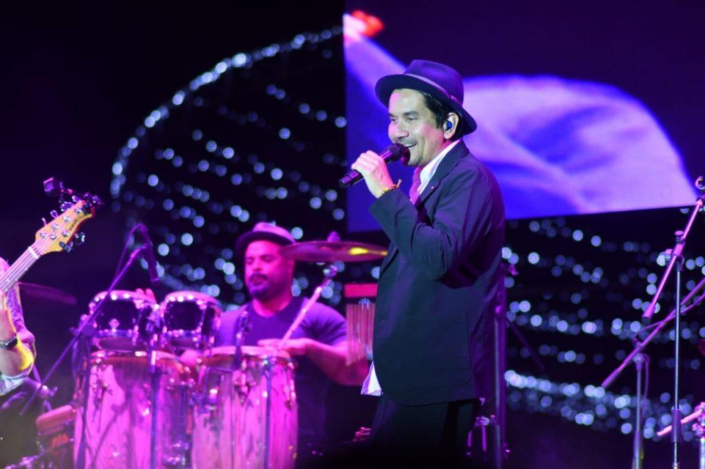Así se vivió el concierto de Bacilos en El Salvador
