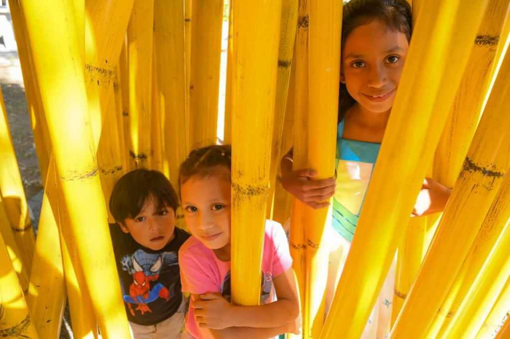 Parque El Salvador Avanza