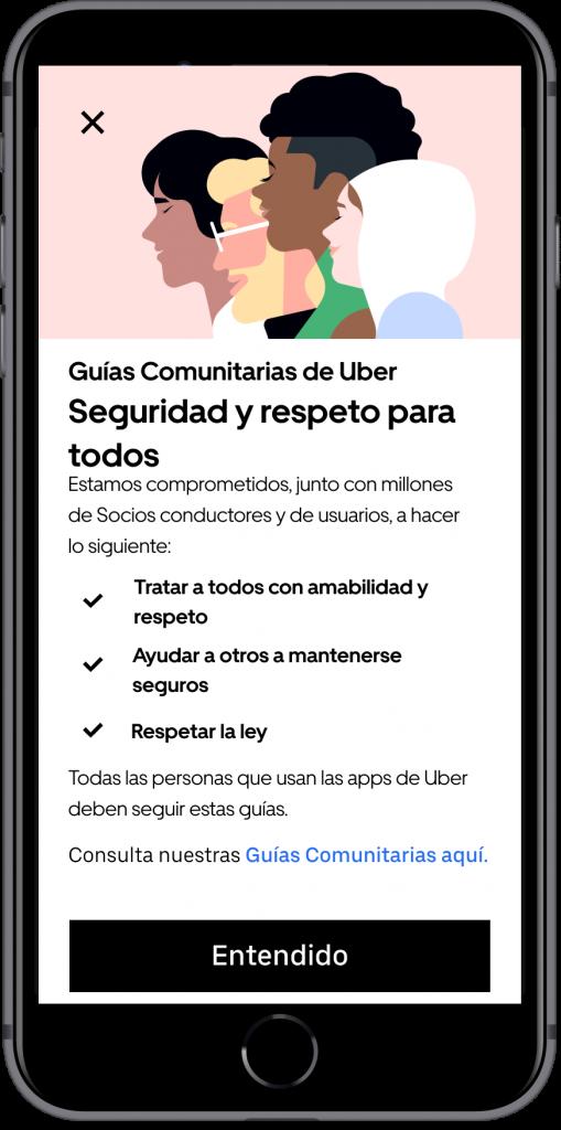 ¿Porque Uber y Uber Eats desactivo aproximadamente 1.000 cuentas de usuarios de la app en El Salvador en 2019?