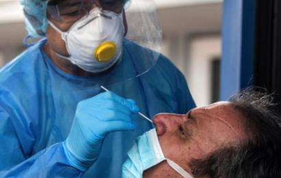 De 1,255 Pruebas De Covid-19 Se Reportaron 22 Nuevos Infectado En ...