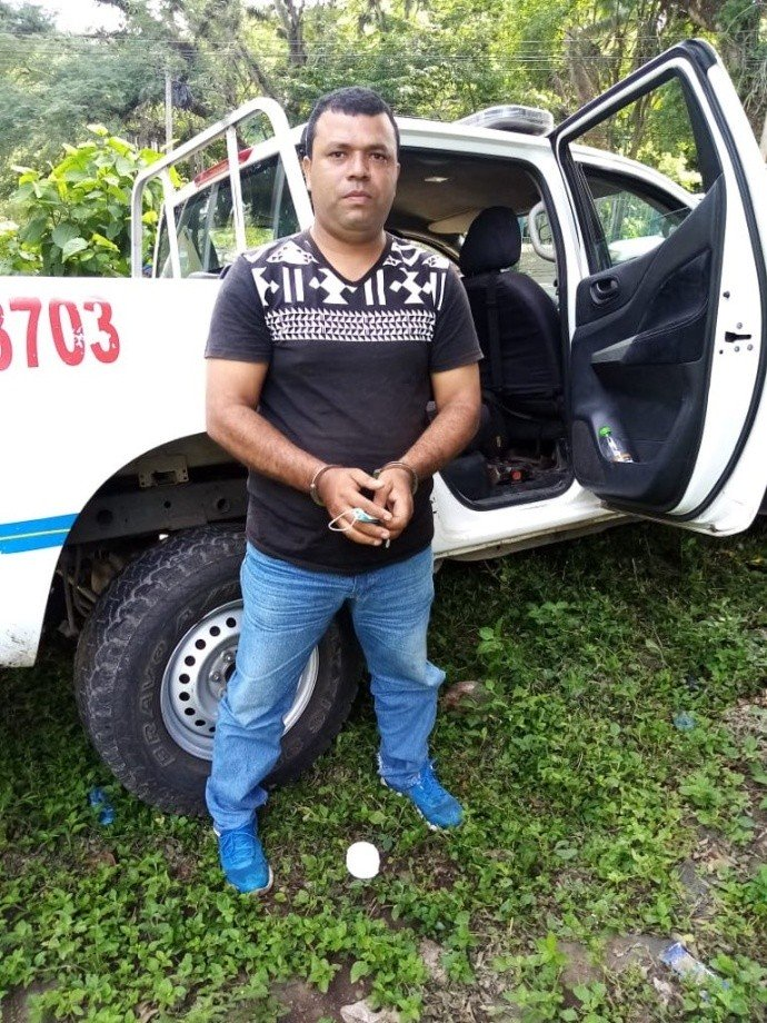 Policías acusados de pertenecían a un grupo de exterminio son capturados
