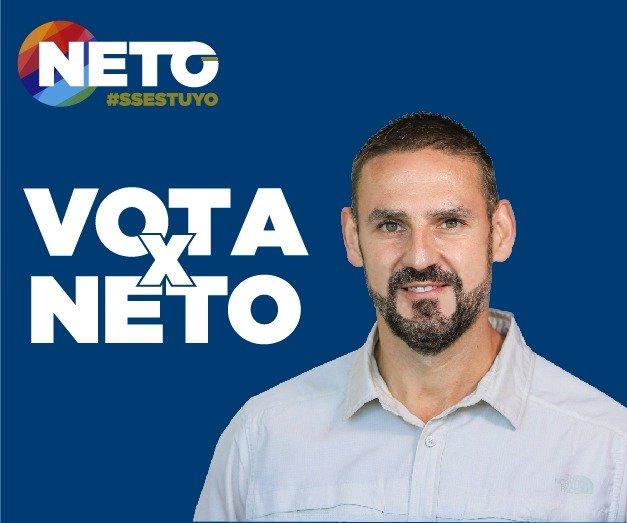 Alcalde de San Salvador Neto Muyshondt lleva jornada médica a Mercado San Jacinto